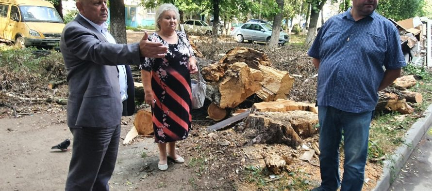 Управляющую компанию в Рязани уличили в некачественной работе