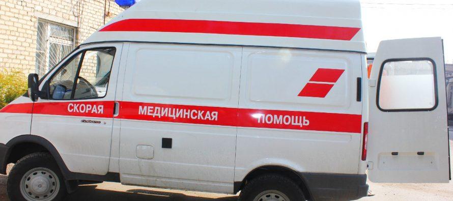 В поселке Елатьма Рязанской области осталась всего одна «Скорая помощь»