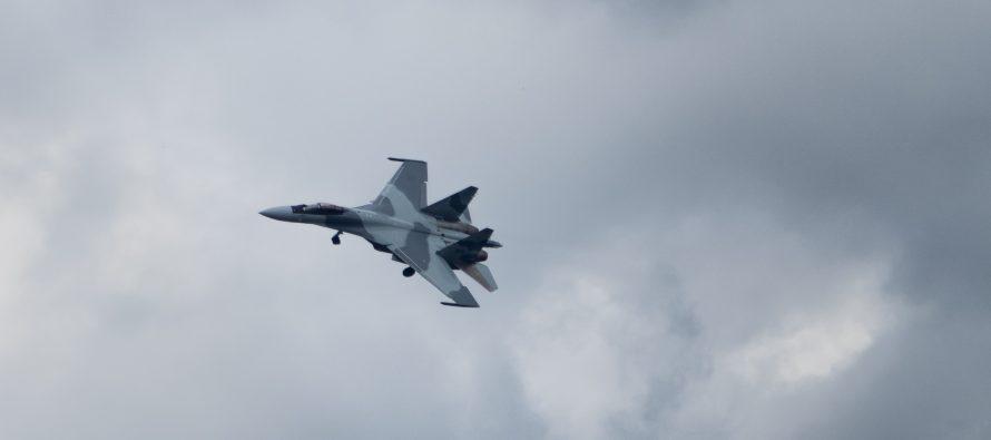 Французский Dassault Rafale «сбил» российский истребитель Су-35 в Египте