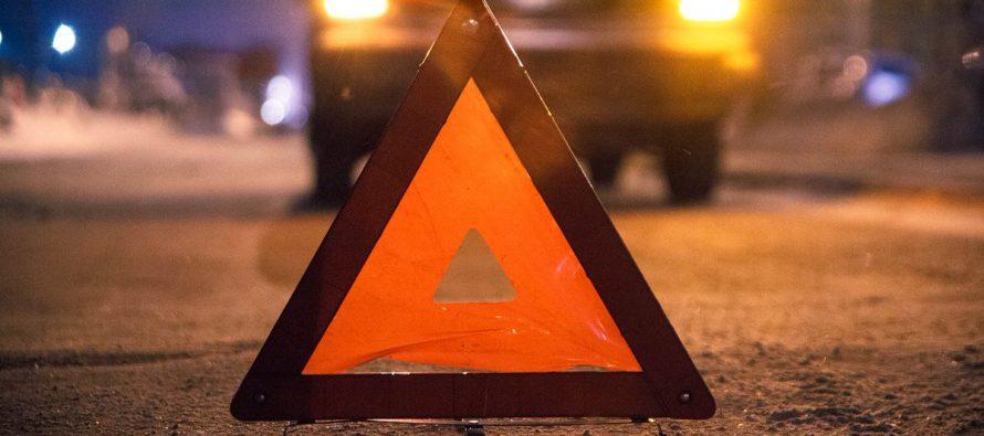 В субботу вечером на окраине Рязани произошло жуткое ДТП