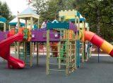 В Рязани снова проверили детскую площадку в Верхнем городском саду