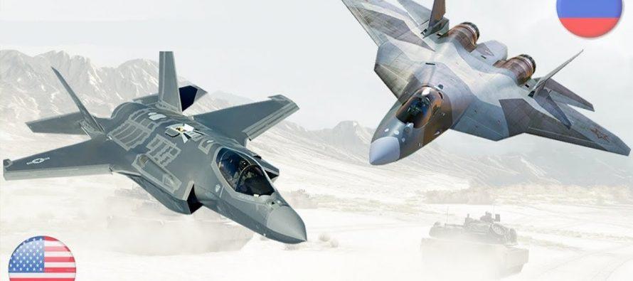 Кедми перечислил ключевые преимущества Су-57 перед американским F-35