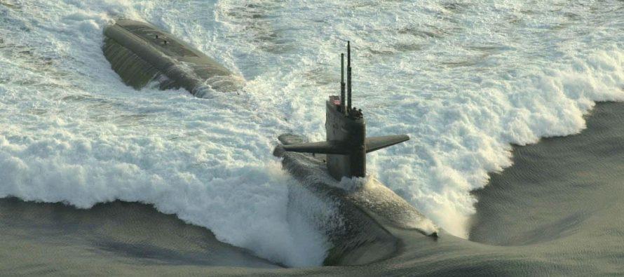 The Mirror: Российские подлодки на большой глубине выполняют непонятные для НАТО задачи