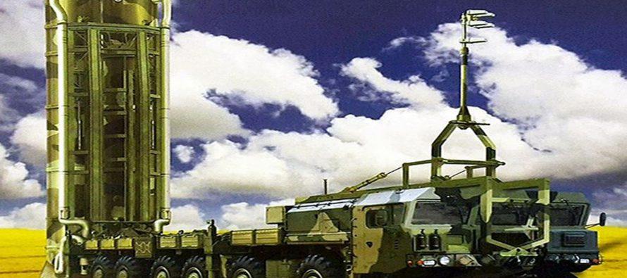 The Paper: Китайское Минобороны должно задуматься о приобретении у России ЗРК С-500
