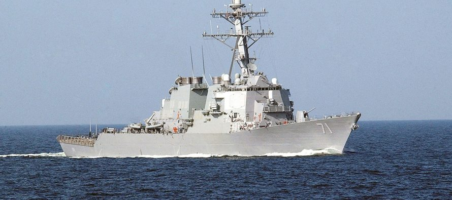 Navy Times: Американский эсминец Ross получил странное сообщение от ВМФ России в Черном море