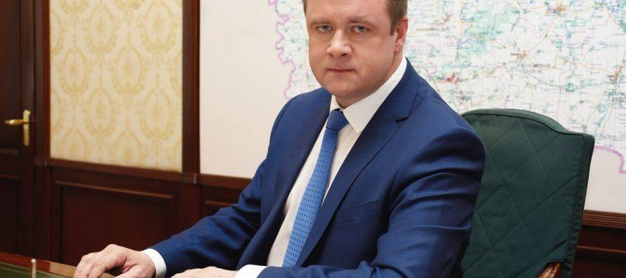 Любимов поручил «без формализма» дать ответы всем рязанцам, участвующим в прямой линии