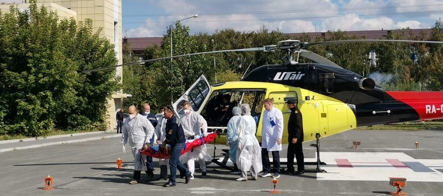 К середине сентября в рязанской ОКБ появится вертолетная площадка