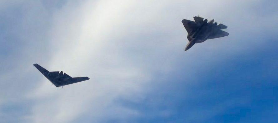 EАT: «Смертоносный дуэт» Су-57 и дрона С-70 станет кошмаром для лётчиков США