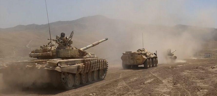 Военная база РФ в Таджикистане получила пулеметы «Утес» и ожидает 30 новых танков