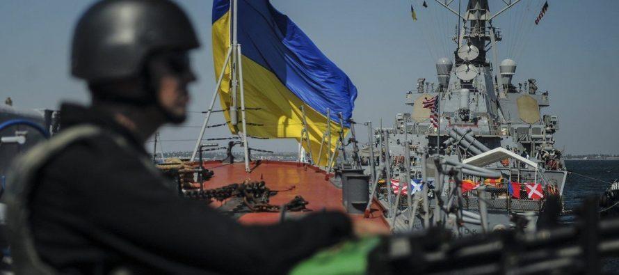 НАТО проводит в Одессе совместные с Украиной учения по защите объектов в Черном море