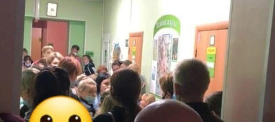 В рязанском Минздраве разъяснили ситуацию с очередями в детской поликлинике №2