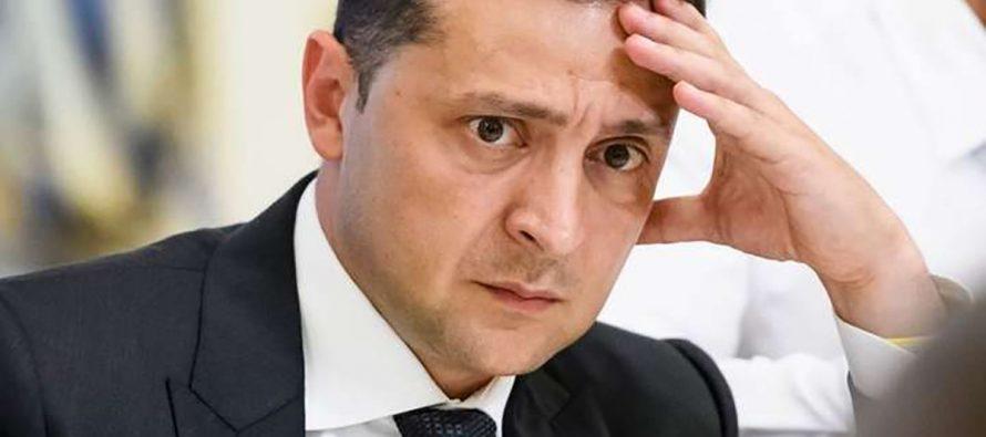 Экс-министр Суслов: За слова Зеленского о «грязном российском газе» теперь расплачивается вся Украина
