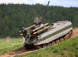 Генерал Салюков: Роботы «Уран-9» поступят на вооружение ВС РФ в 2022 году