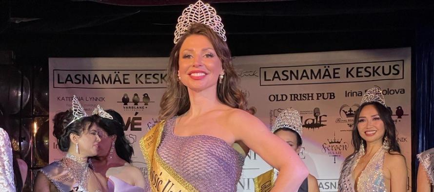 Рязанка уверенно победила в международном конкурсе красоты «Миссис Вселенная Classic-2021»