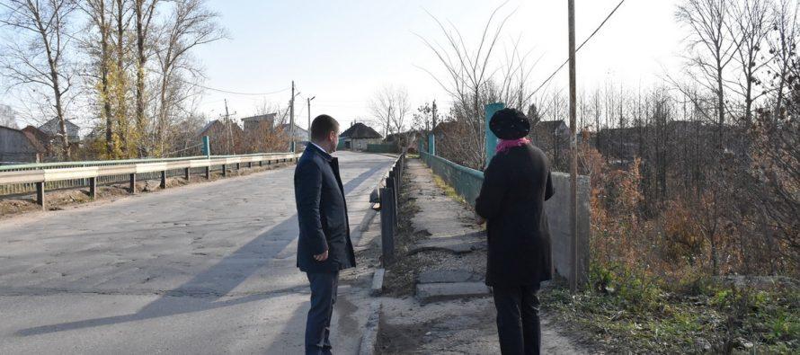 В Рязанской области близится к завершению ремонт Шацкого моста