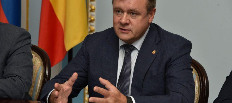 Любимов назвал причину введения обязательной вакцинации в Рязанской области