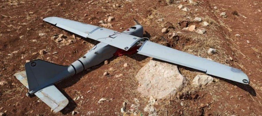 Турецкие военные в Сирии сбили комплексом РЭБ Koral российский БПЛА «Орлан-10»